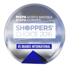 HS Brands Shopper's Choice Award 2016